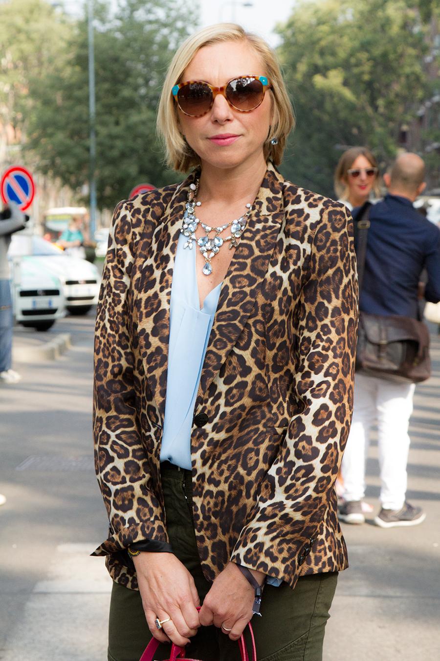 huge selection of de4ca 1feae Sneakers e animalier: look molto easy - FashionBlaBla