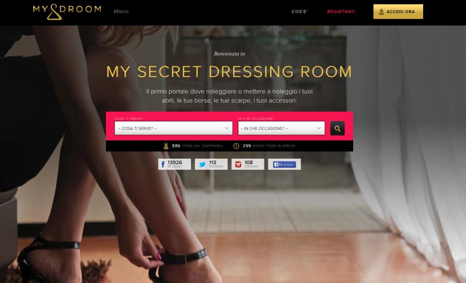 Home Page MySDRoom