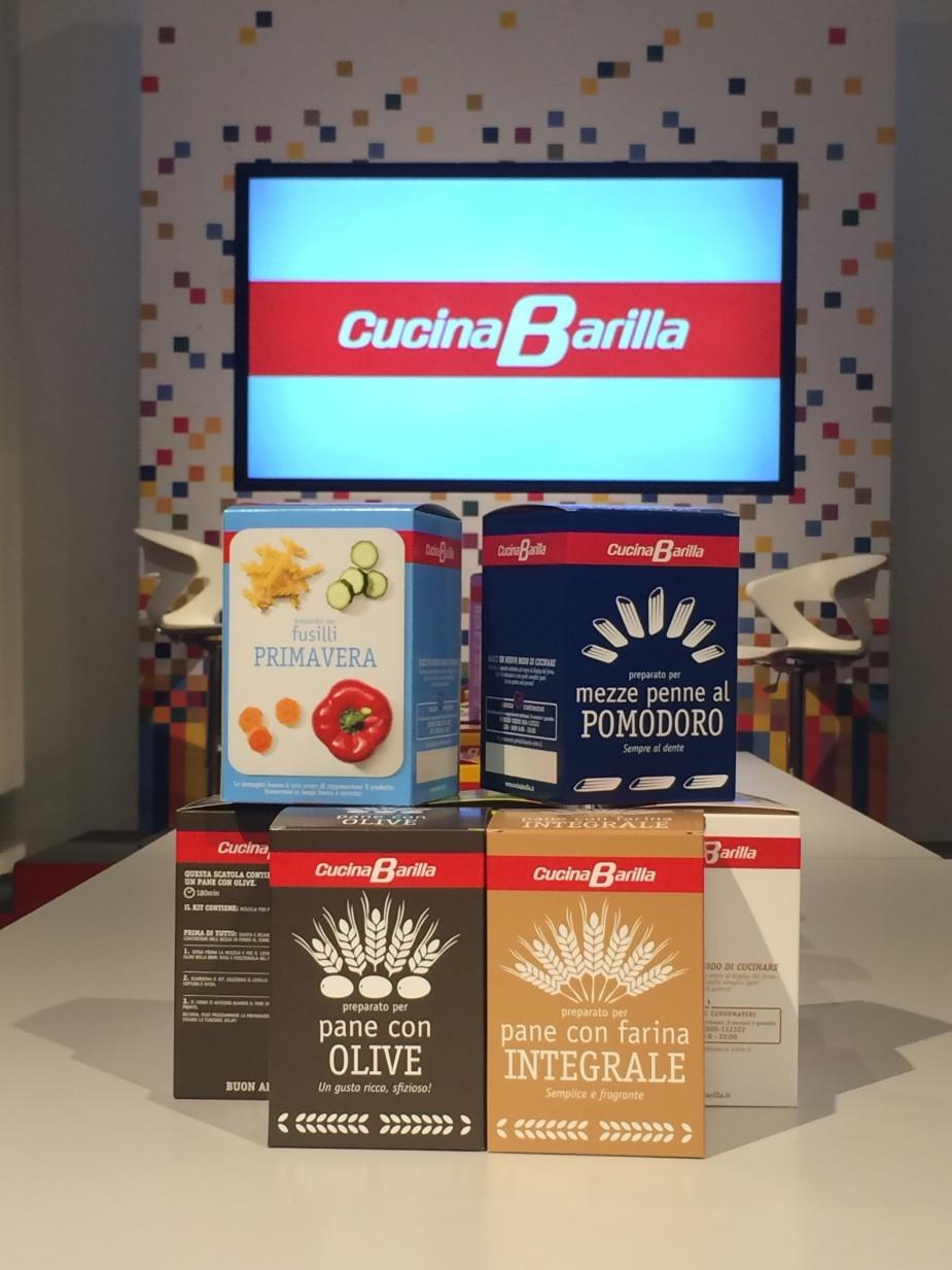 Cucinabarilla un concept food che viene dal futuro fashionblabla - Cucina barilla whirlpool ...