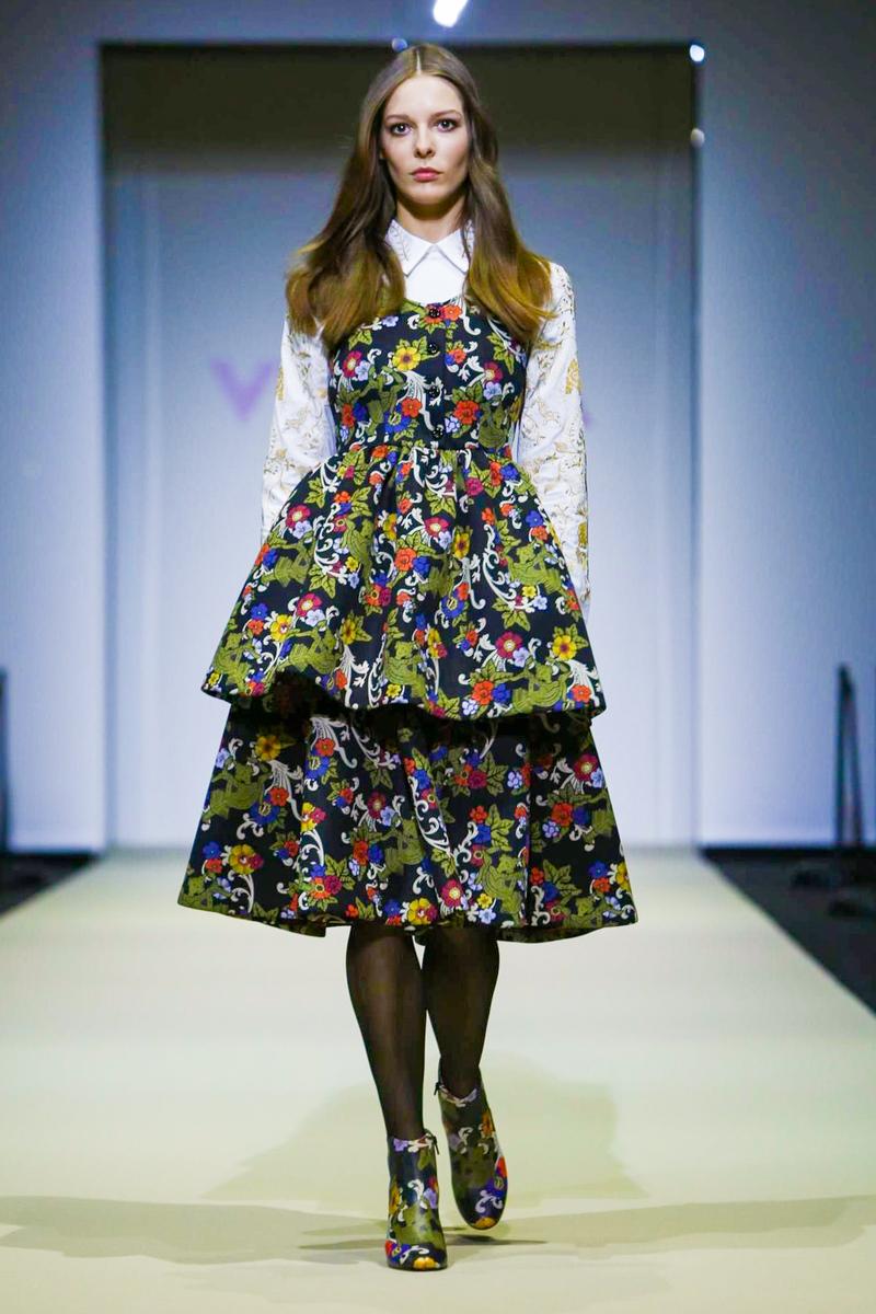 Vivetta Ready to wear fall winter 2015 in Milan