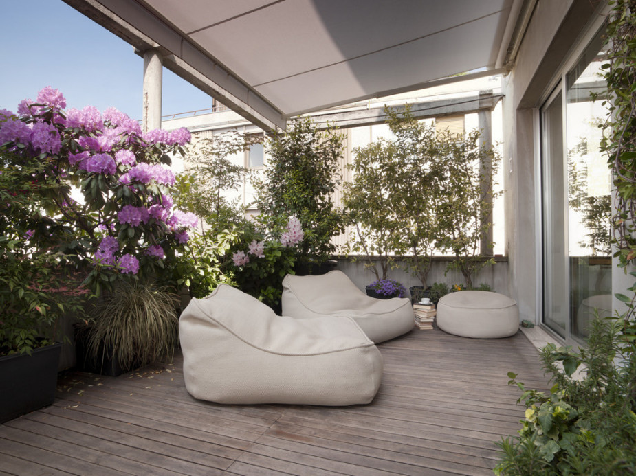 10 ispirazioni per un terrazzo da sogno con Homify - FashionBlaBla