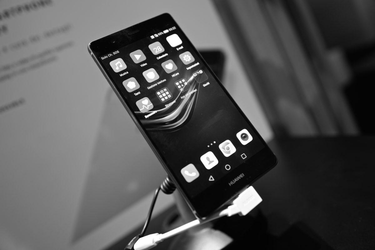Huawei Presenta Il P9 Il Telefono Che Sembra Una Reflex