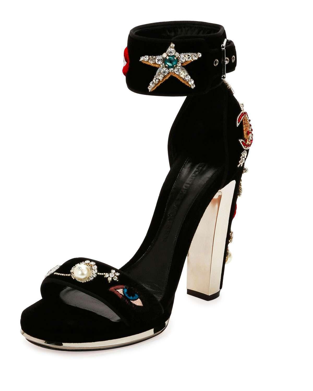 sandali-in-velluto-con-applicazioni-gioiello-alexander-mcqueen